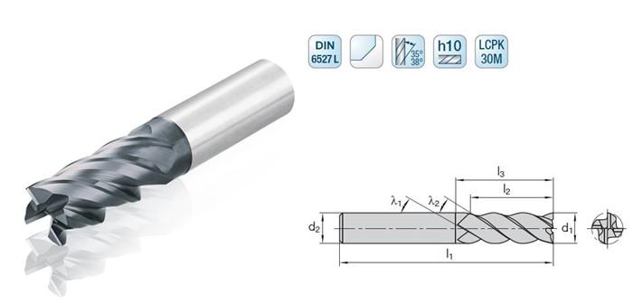 mui-phay-CNC-dao-ngon-DHC-Premium-end-mill-hinh 3D-va-ban-ve-dao-rs